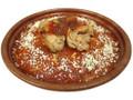 セブン-イレブン グリルチキンの辛口トマトソースパスタ
