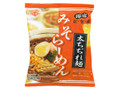 トーエー みそらーめん 太ちぢれ麺 袋85.8g