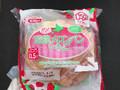 日糧 函館メロンパン いちご 袋1個
