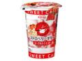 エミアル SWEET CAFE ストロベリーゼリー ヨーグルトテイスト カップ190g
