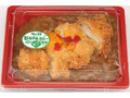 ローソンストア100 チキンカツカレー丼 とろけるカレー使用
