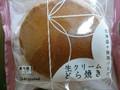 シャトレーゼ 北海道十勝産小豆の生クリームどら焼き 1個