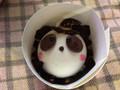 シャトレーゼ ハロウィン かわいいパンダちゃん