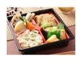 ナチュラルローソン 2種のおこわ弁当 阿波尾鶏&鮭と野沢菜