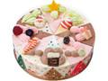 サーティワン Happy Ice cream Xmas クリスマス パレット8