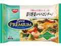 日清 冷凍 スパ王プレミアム 7種の具材が入った彩り野菜のペペロンチーノ 袋261g