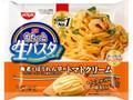 日清食品冷凍 もちっと生パスタ 海老とほうれん草のトマトクリーム 袋291g