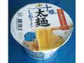 とかち麺工房 十勝太麺しおラーメン カップ107g