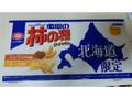 アジカル 北海道限定 亀田の柿の種 キャラメル風味 チーズ風味 箱16袋