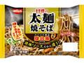 日清の太麺焼そば 屋台風ソース からしマヨネーズ付き 袋350g