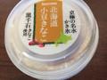 セイコーマート 京極の名水かき氷 北海道小豆きなこ カップ250ml