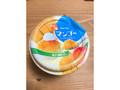 セイコーマート かき氷 マンゴー バニラアイス入り カップ250ml