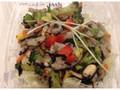 ヴィ・ド・フランス 10品目のひじきとレンコンのサラダ