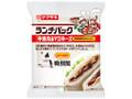 ヤマザキ ランチパック 牛焼肉&マヨネーズ 晩餐館焼肉のたれ入り 袋2個