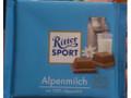 リッタースポーツ アルペンミルク 袋100g