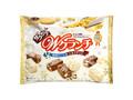 正栄デリシィ Wクランチ 冬のバニラ&ミルクチョコ 袋174g