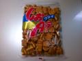 坂栄養食品 しおA字フライ ビスケット 袋190g