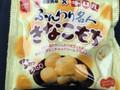 ダイソー セレクト 越後製菓×チロル ふんわり名人 きなこもち 袋25g