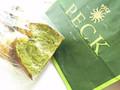 PECK パン・カレ・マッチャ 1斤