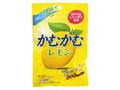三菱食品 かむかむレモン 袋30g