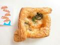 HOKUO グリエールチーズと海老グラタンのデニッシュ