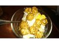 牛角 キャラメルポップコーンアイス