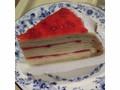ドトール 苺とマスカルポーネのミルクレープ