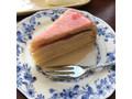 ドトール 桜のパリパリチョコミルクレープ