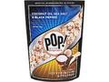 POP! Gourmet popcorn ココナッツオイルシーソルト&ブラックペッパー