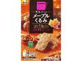 アサヒ バランスアップ 玄米ブラン メープルくるみ 袋3枚×5