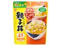 アマノフーズ お茶碗どんぶり 親子丼 4食 袋12g×4