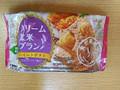 アサヒグループ食品 クリーム玄米ブラン スイートポテト 2枚×2袋