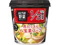 アサヒ おどろき野菜 具だくさん八宝菜スープ カップ20.8g