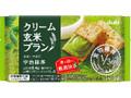 アサヒ バランスアップ クリーム玄米ブラン 宇治抹茶 袋2枚×2