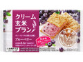 アサヒ バランスアップ クリーム玄米ブラン ブルーベリー 袋2枚×2