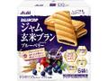 アサヒ バランスアップ ジャム玄米ブラン ブルーベリー 箱6袋