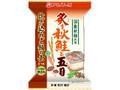 アマノフーズ 炙り秋鮭と五目の炊き込みご飯の素 袋32g