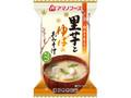アマノフーズ 里芋とゆばのおみそ汁 袋12.5g