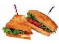 クアアイナ チーズ サンドイッチ
