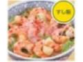 和食さと 日替り海鮮丼ランチ ピリ辛海老づくし丼セット