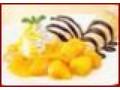 和食さと アップルマンゴークレープ
