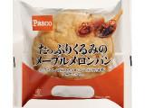 Pasco たっぷりくるみのメープルメロンパン 袋1個