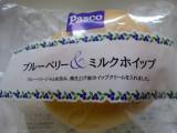 Pasco ブルーベリー&ミルクホイップ 袋1個