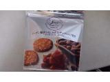 亀田製菓 Joy'n オーブン製法で仕上げたナッツのうす焼き キャラメルソースがけ 袋35g