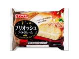 ヤマザキ ブリオッシュ ア・ラ・クレーム 袋1個