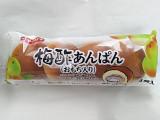 ヤマザキ 梅酢あんぱん おもち入り 袋4個