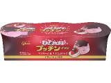 グリコ プッチンプリン 冬の苺ショコラ カップ65g×3