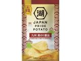 コイケヤ KOIKEYA PRIDE POTATO 九州焼のり醤油 袋60g
