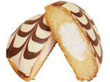 ファミリーマート ミルクホイップドーナツ ホワイトチョコ&ミルクチョコ