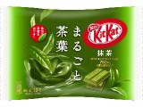 ネスレ キットカット ミニ 抹茶 まるごと茶葉 袋13枚